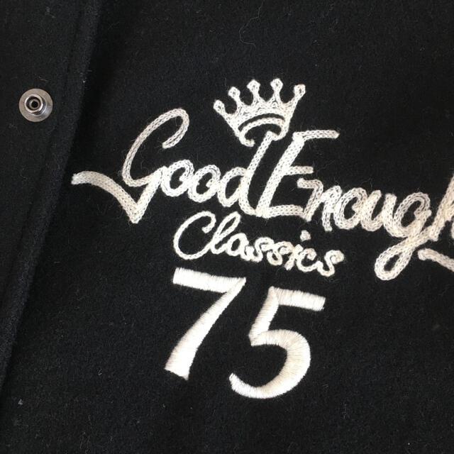 GOODENOUGH(グッドイナフ)のイーグル様専用 グッドイナフ2ndスタジャンセカンド1st初期復刻モッズコート メンズのジャケット/アウター(スタジャン)の商品写真
