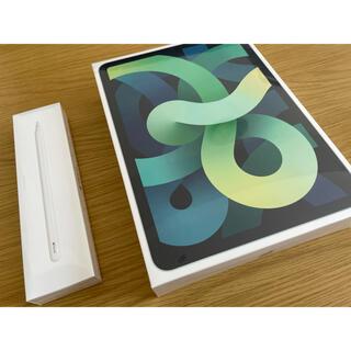 iPad - iPad Air4 第4世代 Apple Pencil2 第2世代
