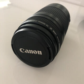 Canon - キャノン カメラズームレンズ 75-300