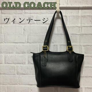 COACH - OLD COACH ヴィンテージ 美品 ハンドバッグ ✅レザー ✅正規品