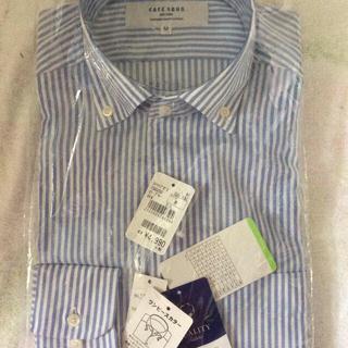 アオキ(AOKI)の新品】 メンズ 長袖 シャツ М   (定価税込¥5489)(シャツ)