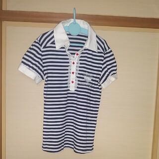 トゥララ(TRALALA)のTRAmLALA  半袖シャツ(ポロシャツ)