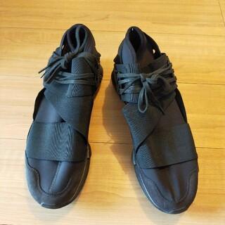 adidas - 中古美品 Adidas Y-3 QASA High 29.5cm