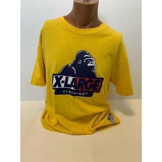 XLARGE - 値下げXLARGE champion コラボTシャツ 半袖