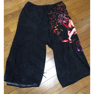 Yohji Yamamoto - Yohji Yamamoto BLACK Scandal パンツ 2サイズ