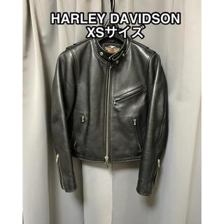 ハーレーダビッドソン(Harley Davidson)のHARLEY ハーレーダビットソン ライダースジャケット(ライダースジャケット)