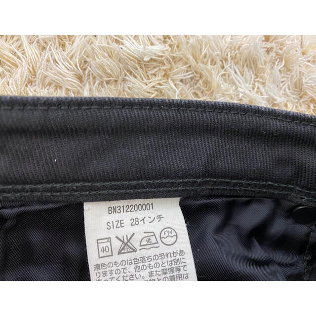 BACK NUMBER(バックナンバー)のBack number ジーンズ レディースのパンツ(デニム/ジーンズ)の商品写真