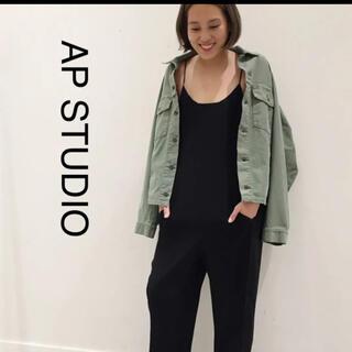 L'Appartement DEUXIEME CLASSE - AP STUDIO エーピーストゥディオ  オーバーサイズミリタリージャケット
