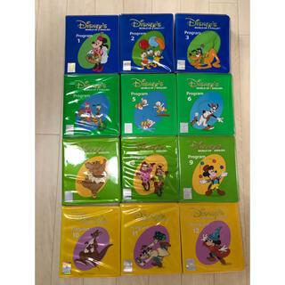 Disney - ディズニー 12巻セット ストレートプレイ 英会話 DWE dvd