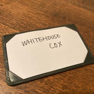 ホワイトハウスコックス(WHITEHOUSE COX)のホワイトハウスコックス  ジョッター メモパッド(手帳)