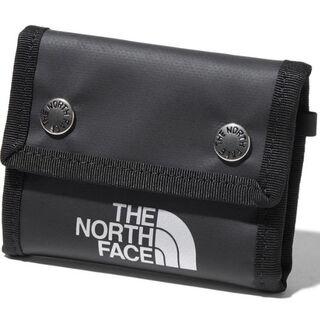 THE NORTH FACE - 【未使用品】ノースフェイス ドット ワレット ブラック