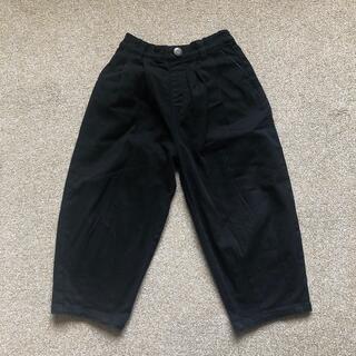 デビロック(DEVILOCK)のdevirock◆ヒザデルパンツ・110・ブラック◆デビロック・バルーン・子供服(パンツ/スパッツ)