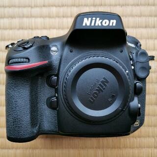 Nikon - Nikon D800 ボディーのみ   1カ所不具合あり
