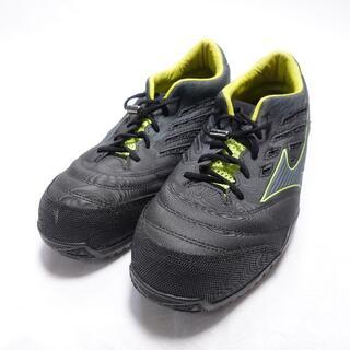 MIZUNO - ■mizuno 安全靴 ブラック 24.5㎝