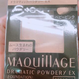 MAQuillAGE - マキアージュ ドラマティックパウダリーEX レフィル ベビーピンクオークル00