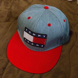 トミー(TOMMY)のtommy CAP 帽子(キャップ)