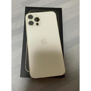 Apple - iphone12pro ゴールド gold 128GB SIMフリー