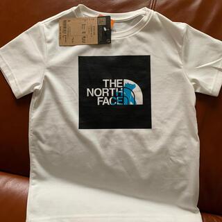 ザノースフェイス(THE NORTH FACE)の新品THE NORTH FACEキッズTシャツ(Tシャツ/カットソー)