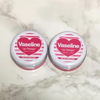 ヴァセリン(Vaseline)の《未開封》ヴァセリン リップ ロージーハート セット(リップケア/リップクリーム)
