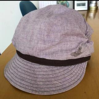 Vivienne Westwood - ヴィヴィアン 帽子 キャスケット(S〜M)