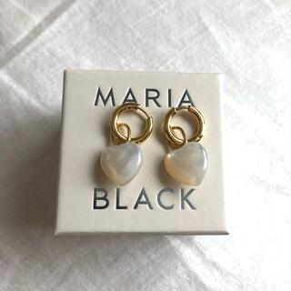 エストネーション(ESTNATION)のMARIA BLACK 21new マリアブラック 新品未使用 ピアスセット(ピアス)
