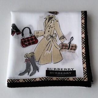 BURBERRY - バーバリー♡ハンカチ