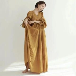 TODAYFUL - 【新品】louren all pleats volume dress