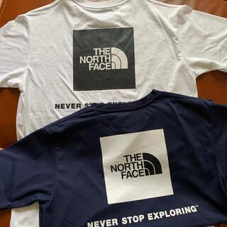 ザノースフェイス(THE NORTH FACE)の新品THE NORTH FACEメンズTシャツ2枚セット(Tシャツ/カットソー(半袖/袖なし))