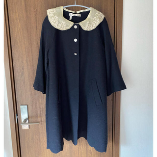 anatelier - 付け襟 コート