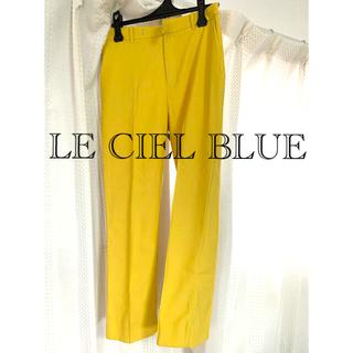 LE CIEL BLEU - お値下げ!le ciel blue ルシェルブルー テーパードパンツ