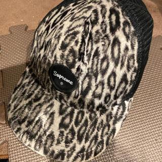 Supreme - supreme    Leopard Mesh Back 5-Panel 豹柄