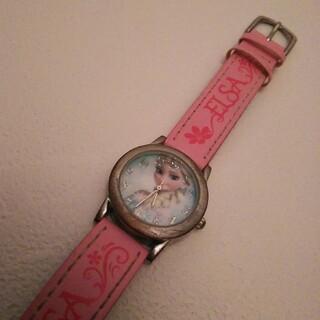 アナトユキノジョオウ(アナと雪の女王)のアナと雪の女王 エルサ ウォッチ 腕時計 (腕時計)
