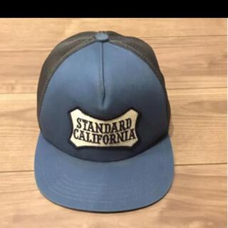 スタンダードカリフォルニア(STANDARD CALIFORNIA)の送料込❗️スタンダードカリフォルニア キャップ サーフ アメカジメッシュキャップ(キャップ)