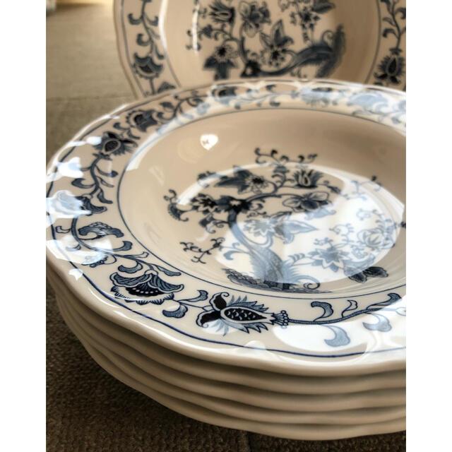 NIKKO(ニッコー)のニッコー ミングトゥリー 23cmスープ皿 1枚〜 インテリア/住まい/日用品のキッチン/食器(食器)の商品写真