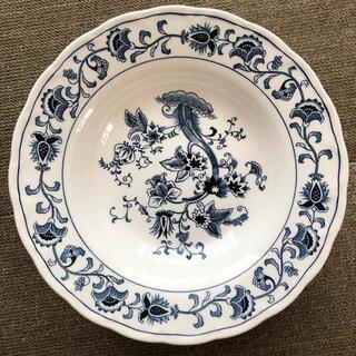 NIKKO - ニッコー ミングトゥリー 23cmスープ皿 1枚〜