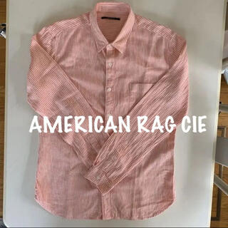 アメリカンラグシー(AMERICAN RAG CIE)のAMERICAN RAG CIE アメリカンラグシー メンズシャツ 2サイズ(シャツ)