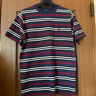 BURBERRY BLACK LABEL - 超美品BURBERRYのボーダー TシャツサイズM
