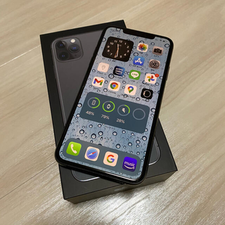iPhone - 【美品】iPhone 11 Pro max 256GB SIMフリー
