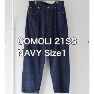COMOLI - COMOLI コモリ 21SS 5P デニム 1