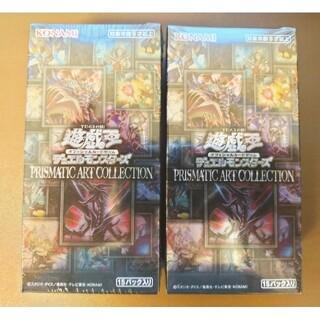 遊戯王 - 遊戯王 プリズマティックアートコレクション  2BOX