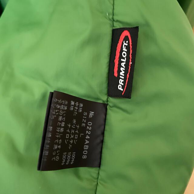 HYSTERIC GLAMOUR(ヒステリックグラマー)のHYSTERIC GLAMOUR プリマロフトナイロンジャケット ヒステリック メンズのジャケット/アウター(ナイロンジャケット)の商品写真