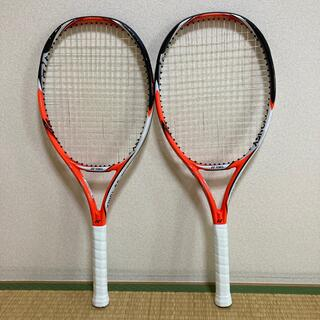 YONEX - テニスラケットYONEX VCORE Si100 中古品2本セット