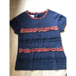 familiar - familiar 女児Tシャツ 90㎝