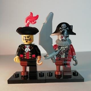 Lego - レゴ中古 フィグ4   手がフック