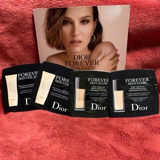 Dior - Dior スキン フォーエヴァー フルイド グロウ サンプル