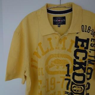 エコーアンリミテッド(ECKŌ UNLTD(ECKO UNLTD))のエコー アンリミテッド ECKO UNLTD オーバサイズポロシャツ XXL (ポロシャツ)