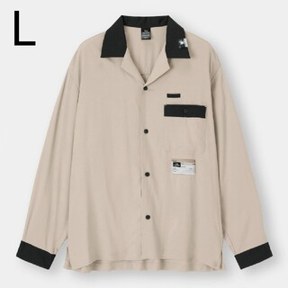 GU - GU × MIHARAYASUHIRO ボーリングシャツ