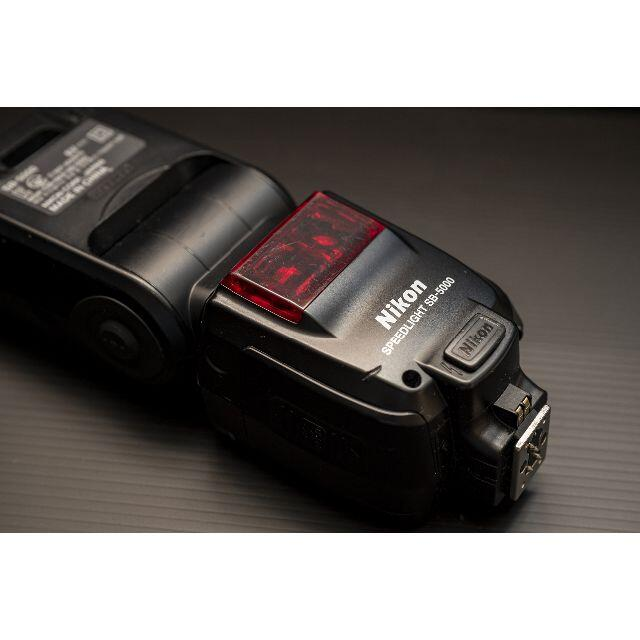 Nikon(ニコン)のニコン スピードライト最高峰!SB-5000(美品) スマホ/家電/カメラのカメラ(ストロボ/照明)の商品写真