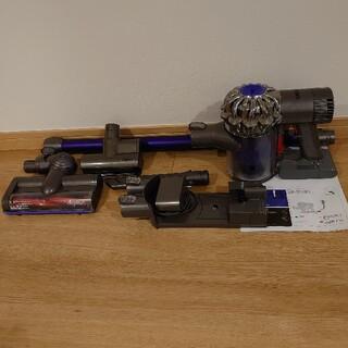Dyson - ダイソン V6 motorhead コードレスクリーナー サイクロン掃除機