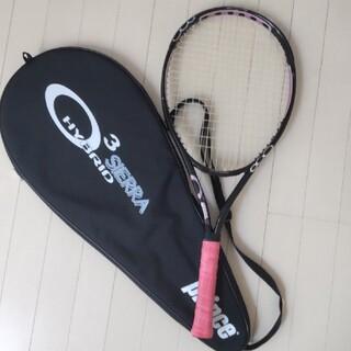 プリンス(Prince)の硬式テニスラケット*プリンスO3 SIERRA Ⅲ*ケース付き(ラケット)